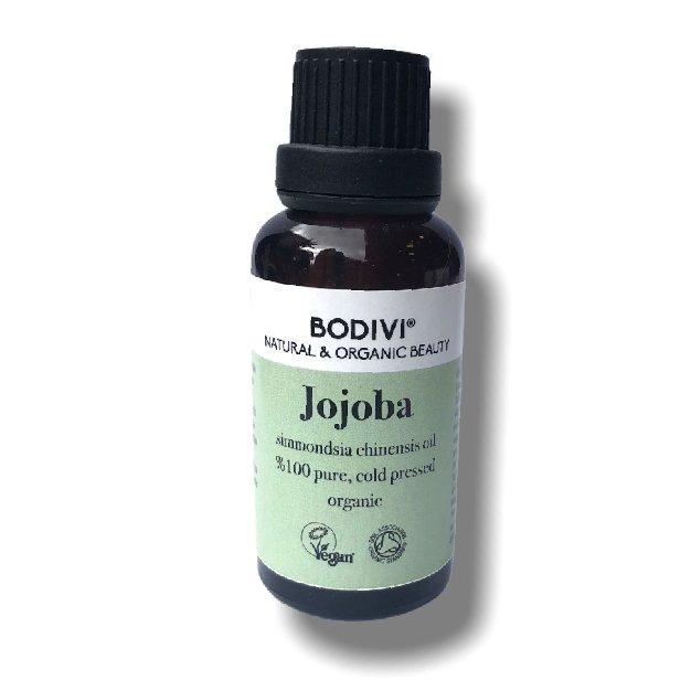 Organik Saf Jojoba Yağı 30 ml